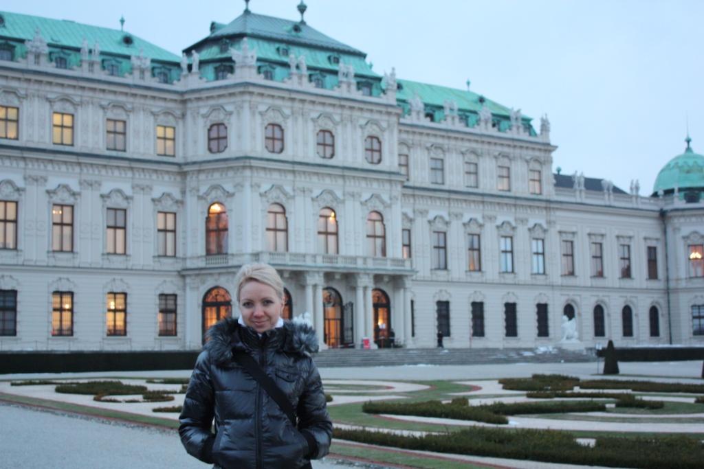 экскурсии в вене и по городам австрии блог анны романовой