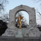 Памятник Штраусу-младшему