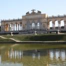 Глориетта в парке Шенбруннского дворца