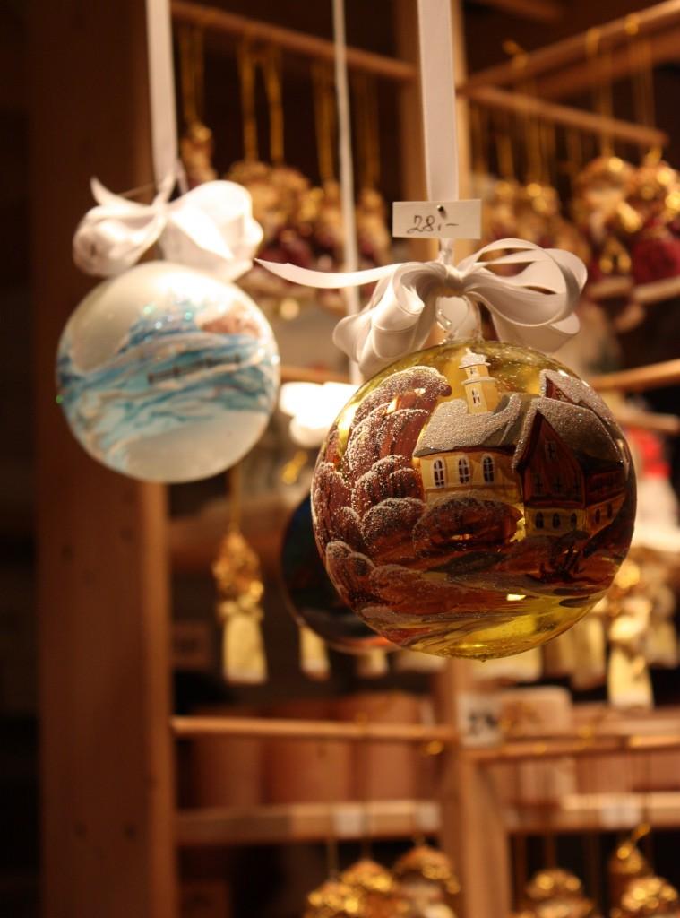 Рождественские шары Вена