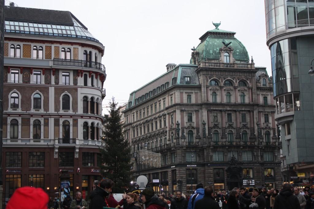 Штефансплац - площадь перед собором святого Стефана