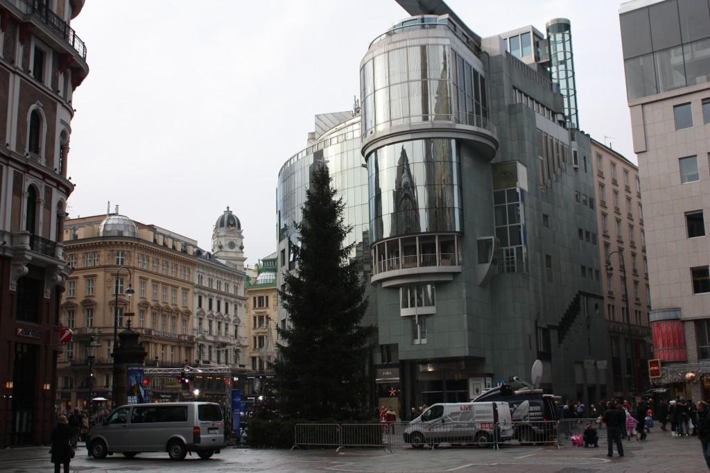 Дом Хааса в Вене