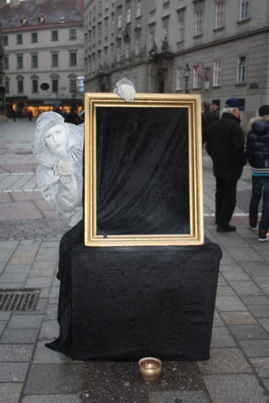 Артисты в Вене