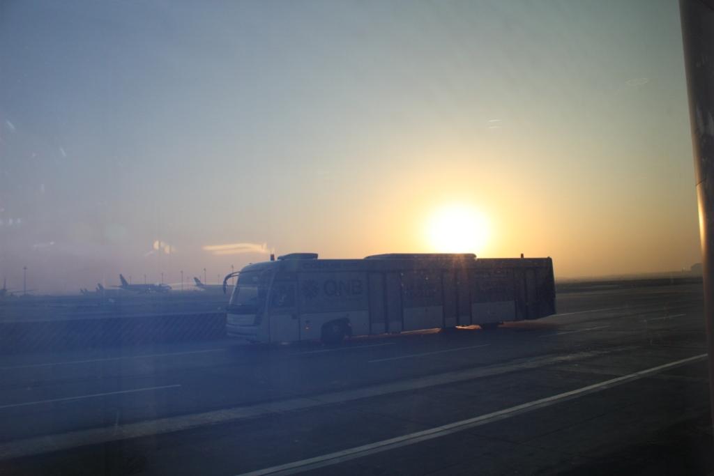Аэропорт в Дохе