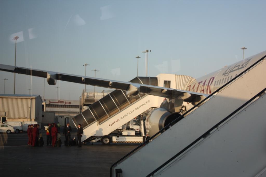 Доха аэропорт катарские авиалинии