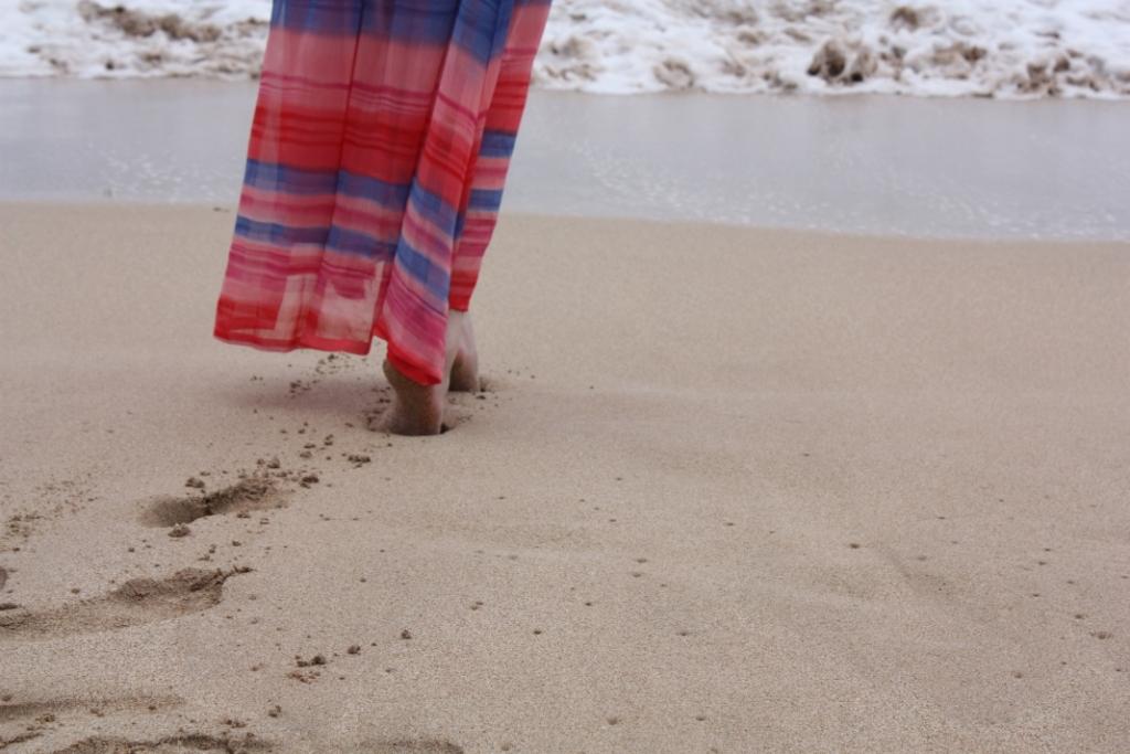 Пляж в Нуса Дуа