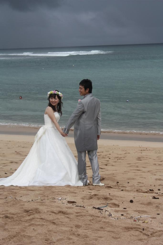 Свадьба на пляже в Нуса Дуа