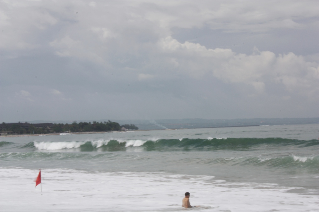 Пляж в Куте