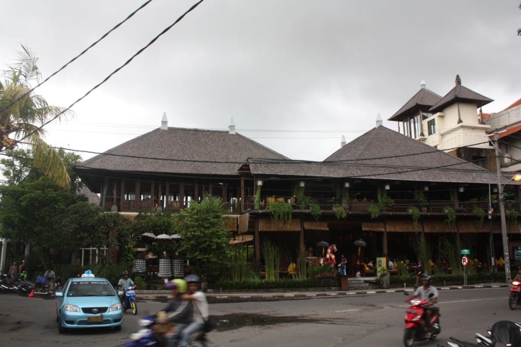 Ресторан в Куте