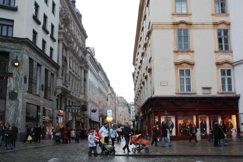 Вид на улицу Кольмаркт