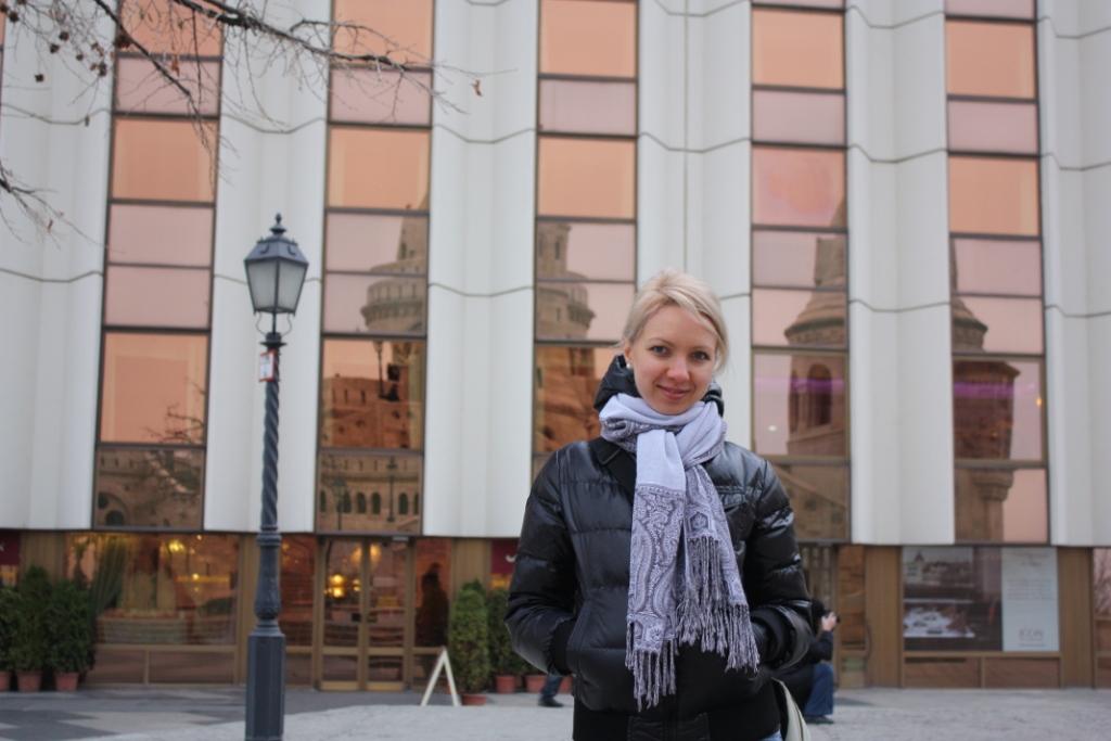 Отель Хилтон в Будапеште
