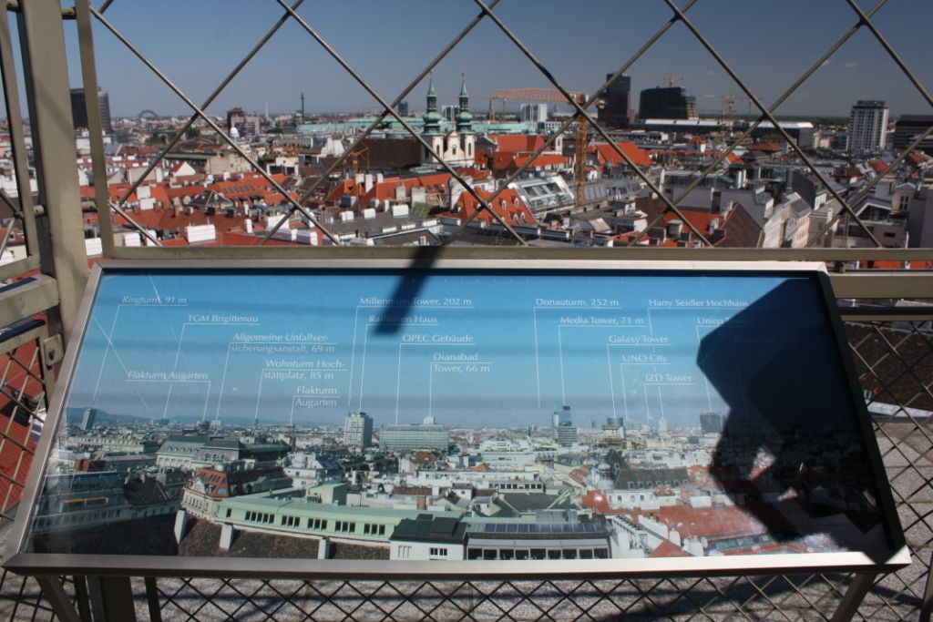 Панорама Вены