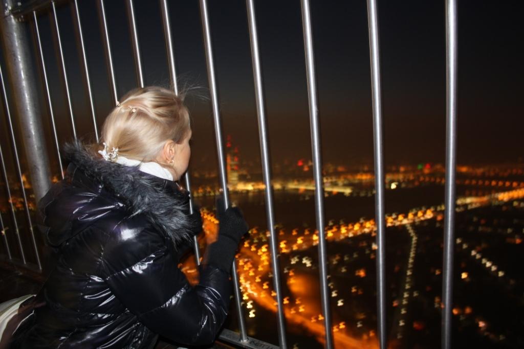 Смотровая площадка на Дунайской башне