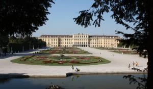Дворец Шёнбрунн в Вене