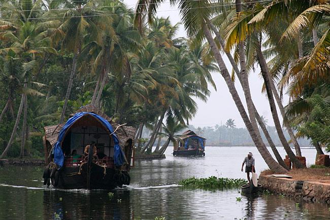 Индия-Керала