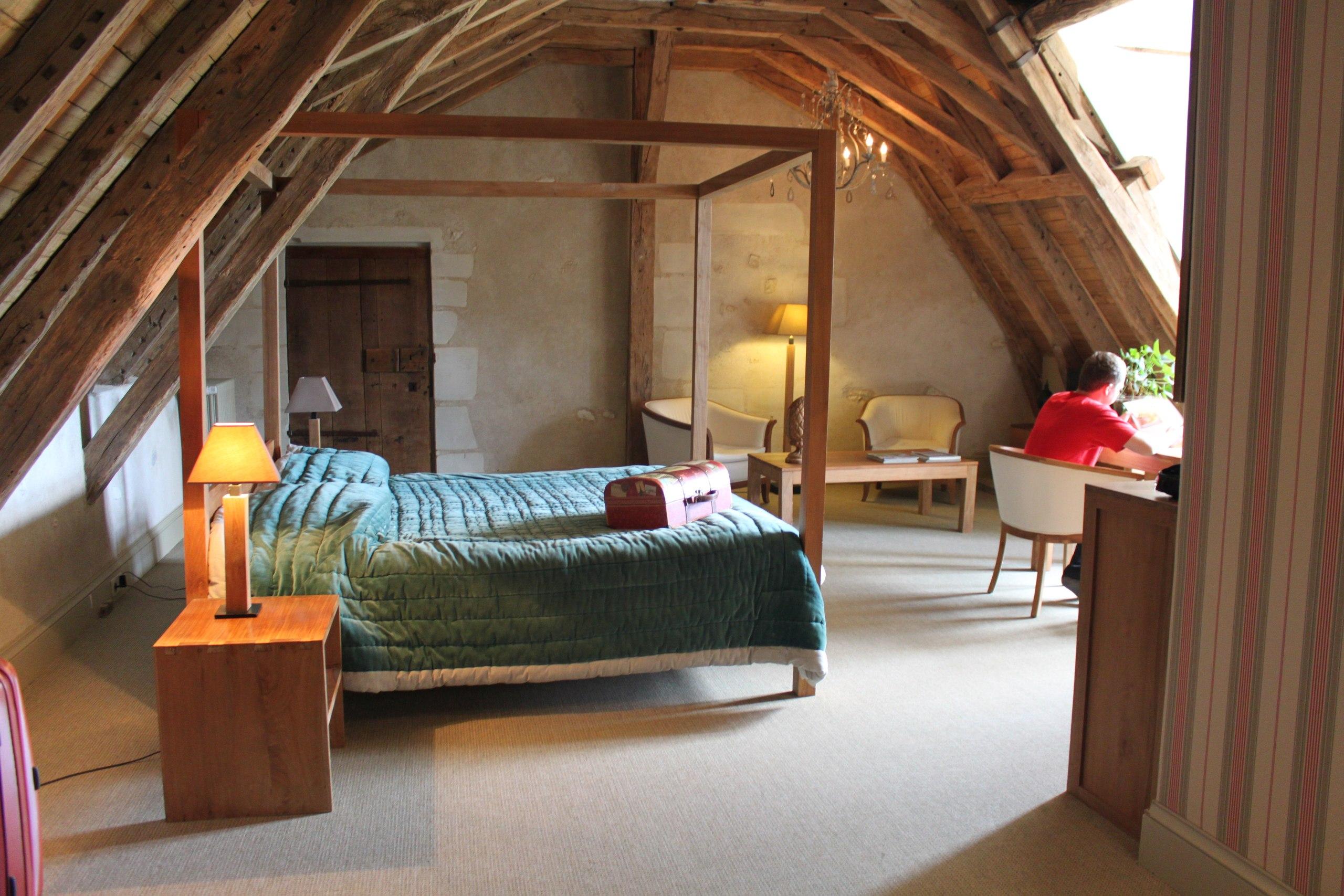 Комната в Chateau-des-Arpentis