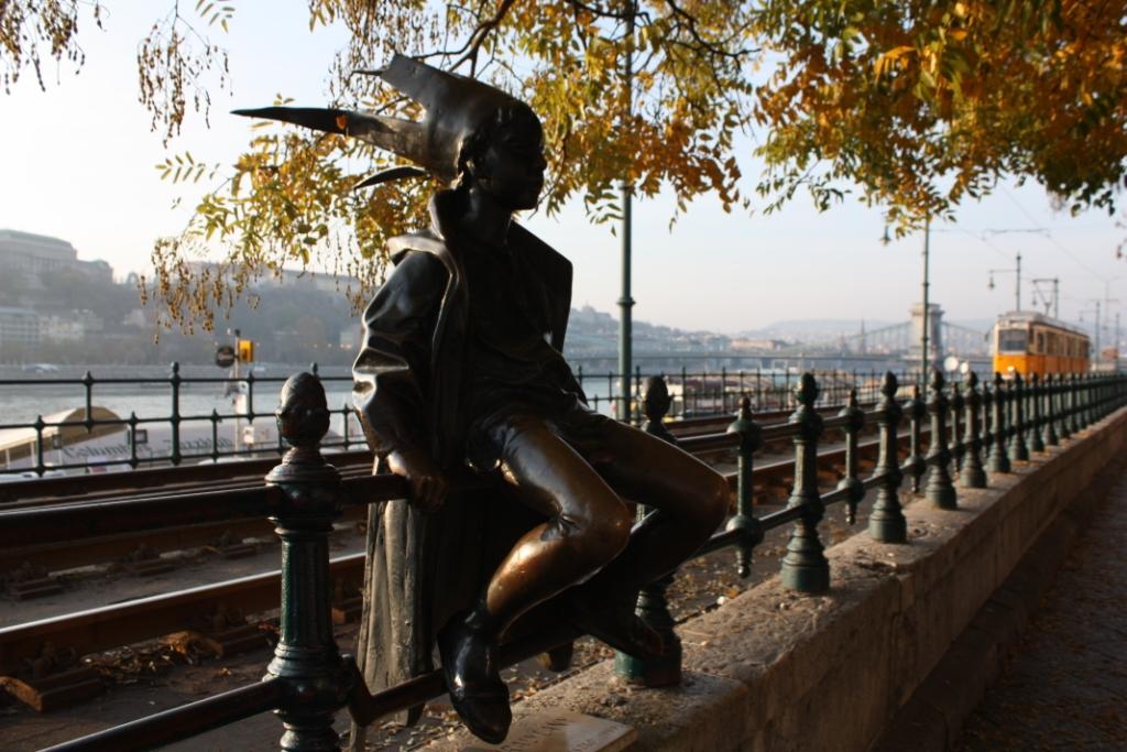 Принцесса в Будапеште