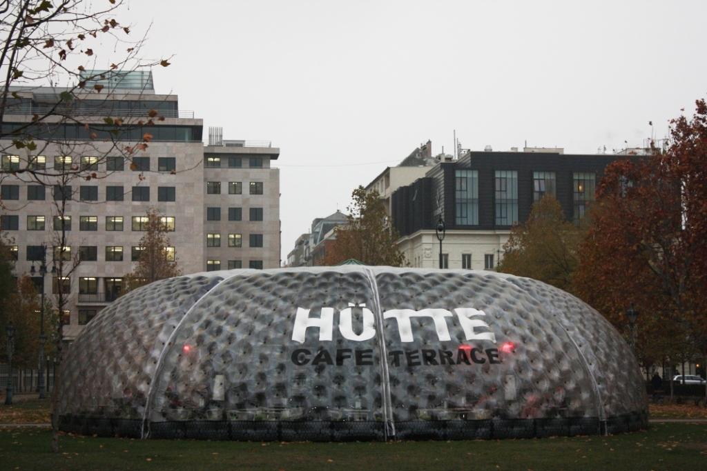 Кафе Хутте Будапешт