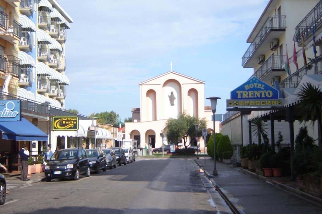 Церковь-в-Лидо-ди-Езоло