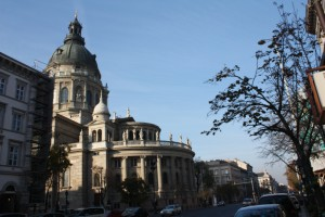 Базилика-Святого-Иштвана-Будапешт