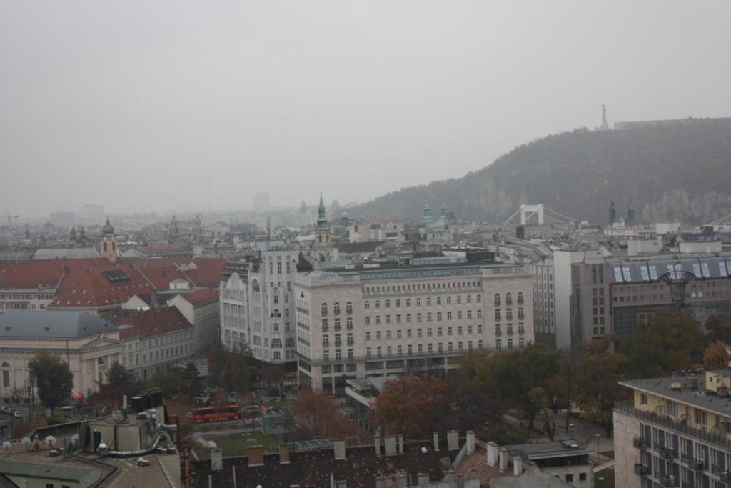 Гора-Геллерт-Будапешт