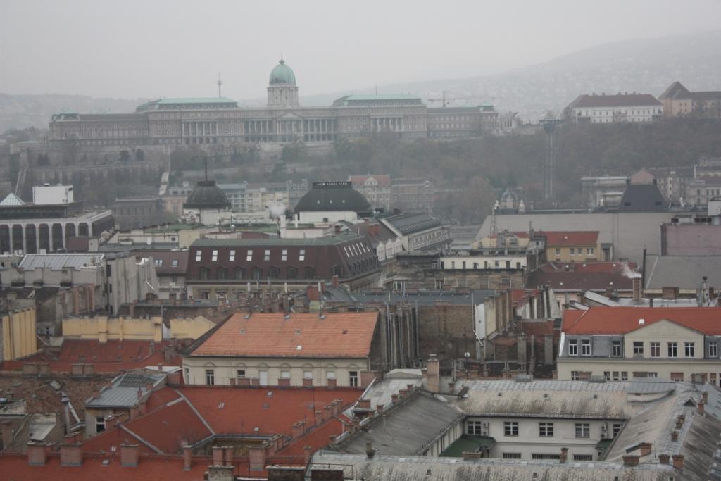 Королевский-Дворец-Будапешт