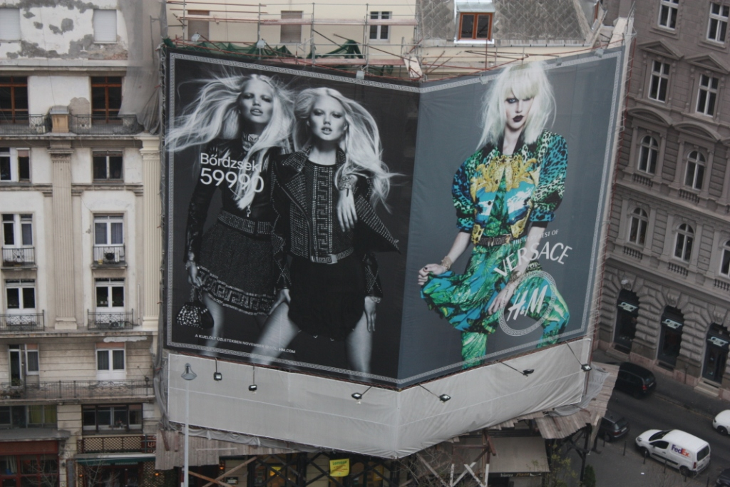 Реклама-Будапешт