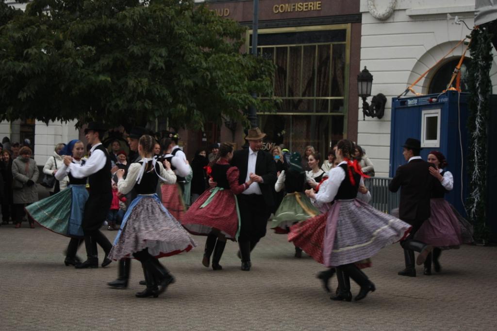 Венгерские-танцы