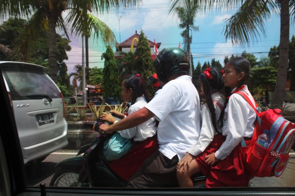 Мотобайк-на-Бали