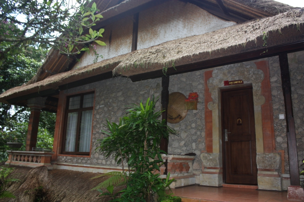 Бунгало-Убуд-Бали