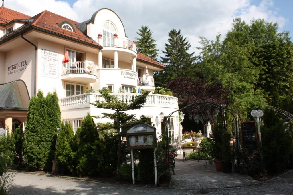 Паркотель-Бад-Фауленбах