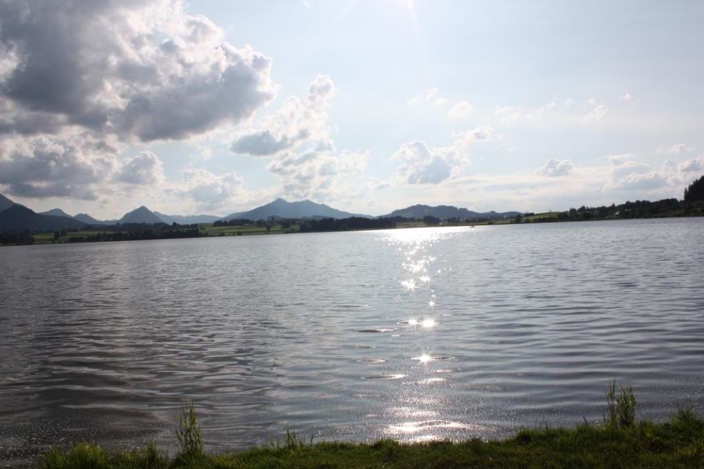 Фюссен-Альпы-Хопфензее