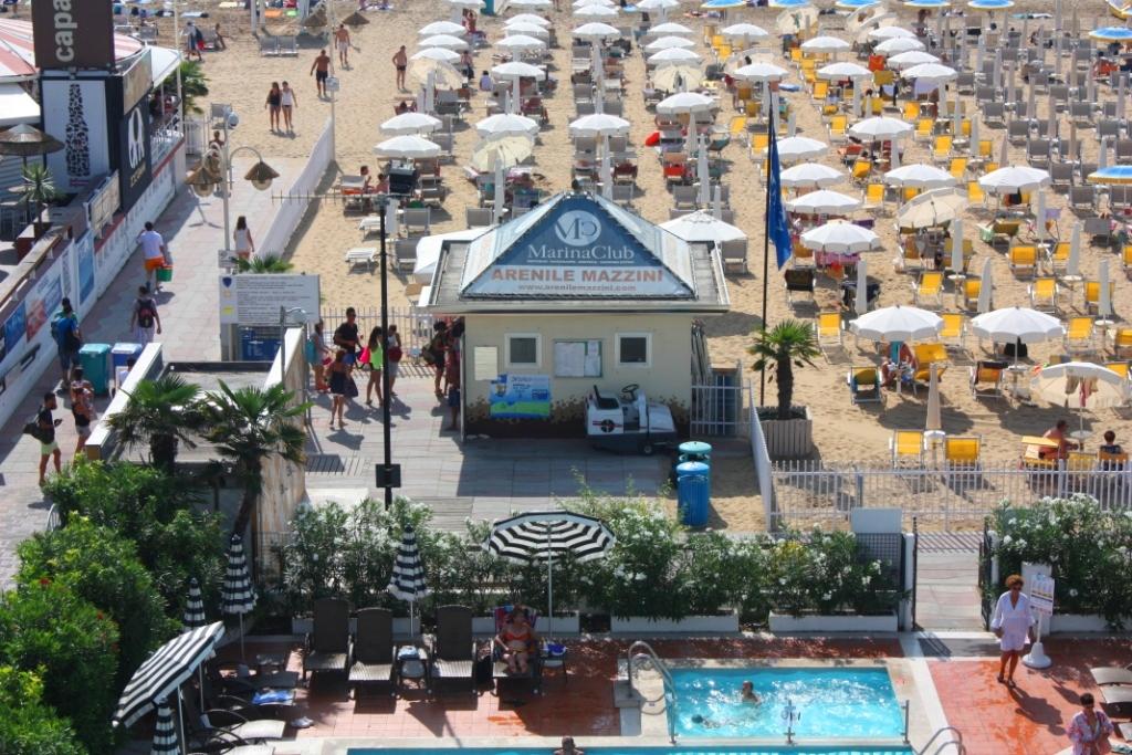 Лидо-ди-Езоло-пляж