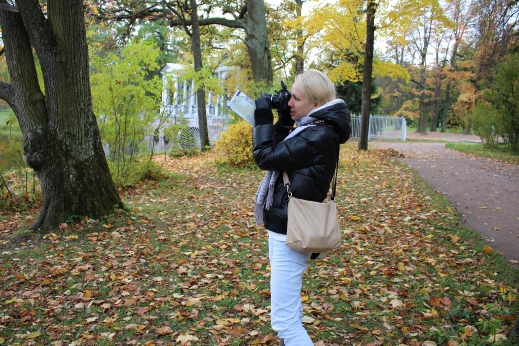 Анна Романова-Екатерининский парк