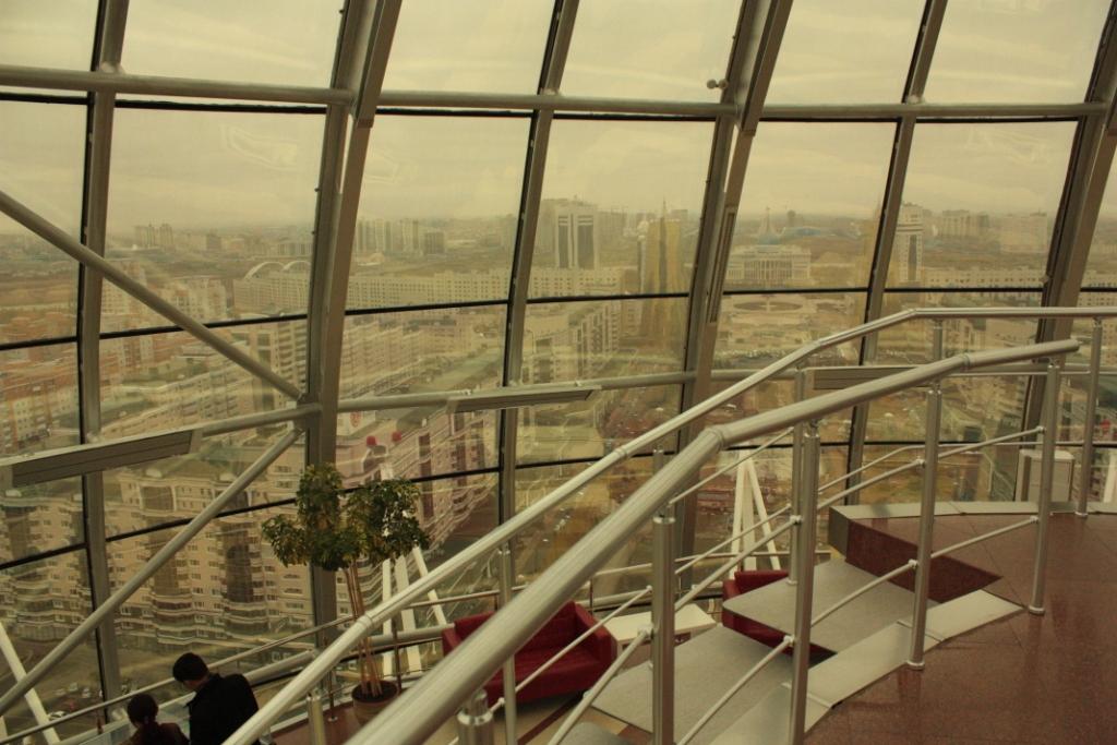 Байтерек-смотровая-площадка-Астана