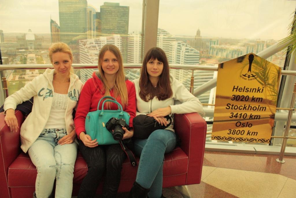 Байтерек-Астана-Анна-Романова