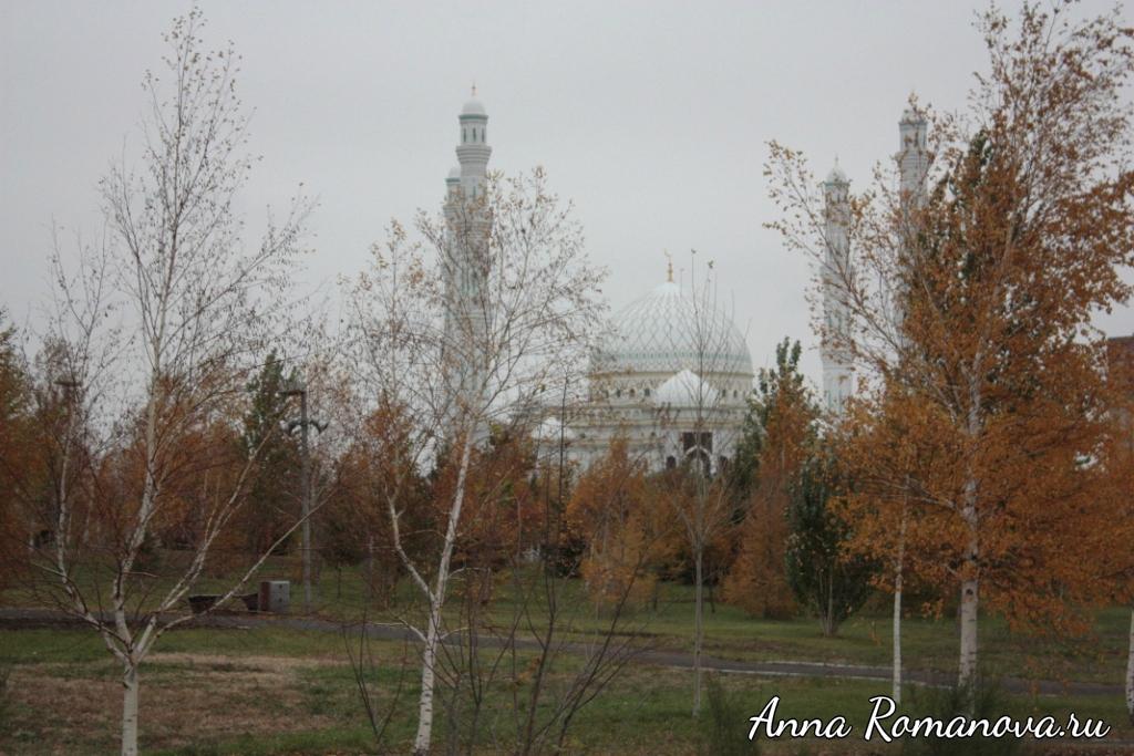 Новая-Мечеть-Астана