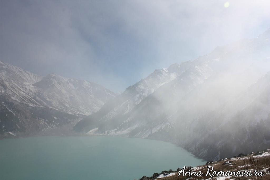 Большое-Алматинское-озеро
