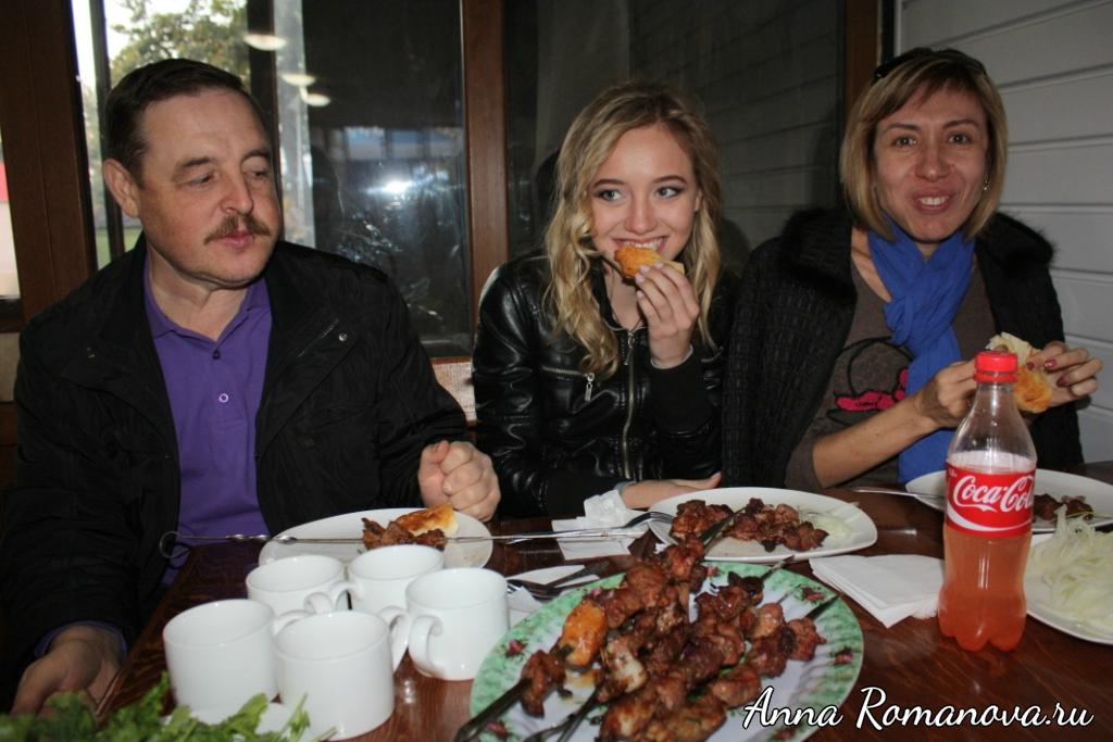 Шашлык в Алматы