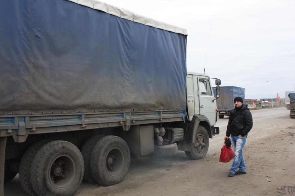 Камаз-Игорь-Дзюба