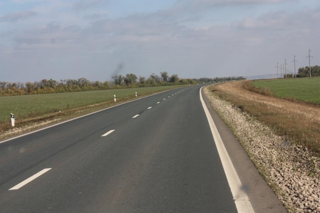 Дорога автостопом
