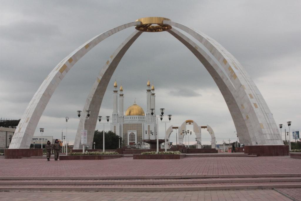 Мечеть-Актюбе