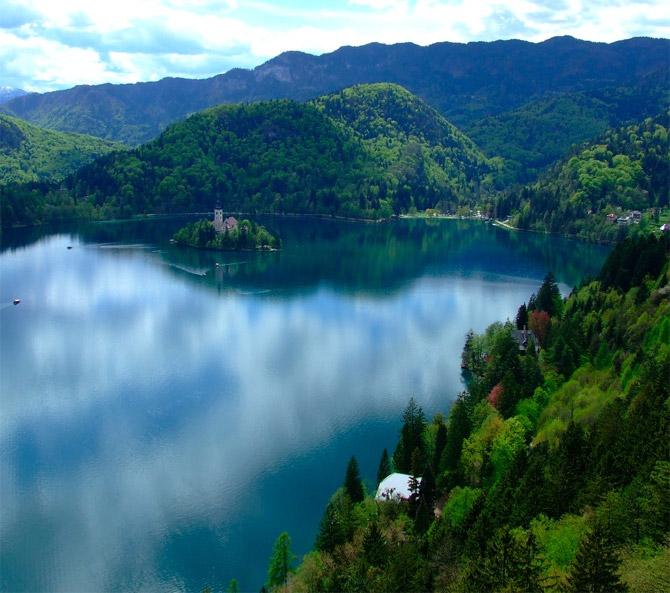 озеро Каринтия