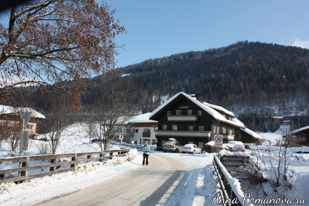 Курорты Австрии Флахау