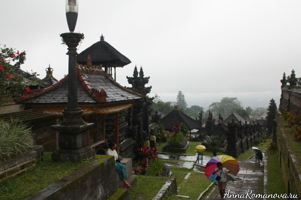 Храмовый комплекс Пура Бесаких Бали