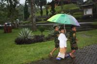 сезон дождей на бали