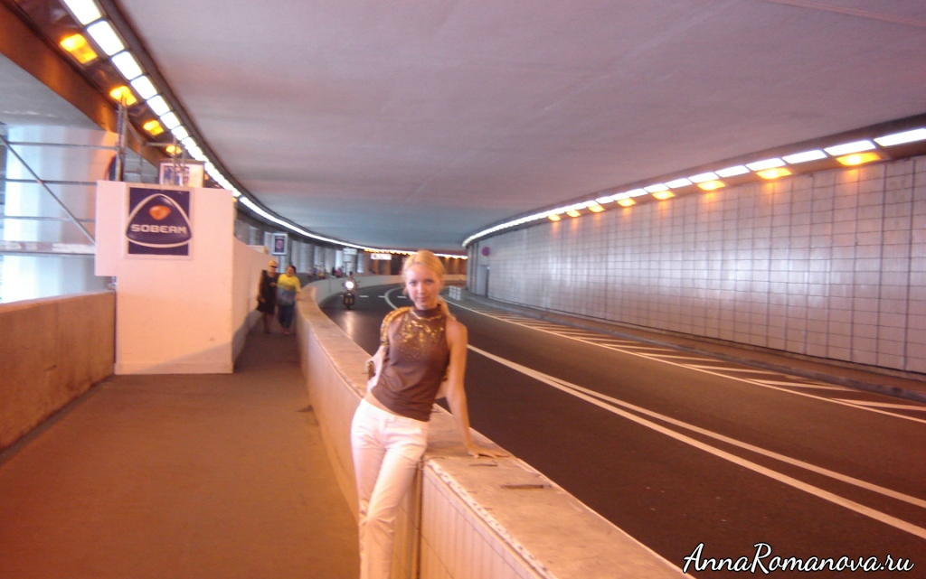 Трасса Формула 1 в Монте-Карло