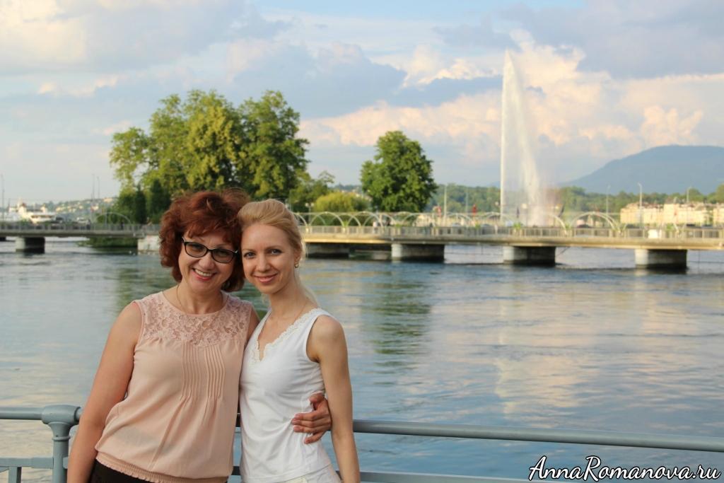 Анна Романова-Светлана Романова