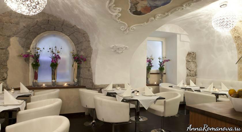 Отель Ам Дом Ресторан Зальцбург