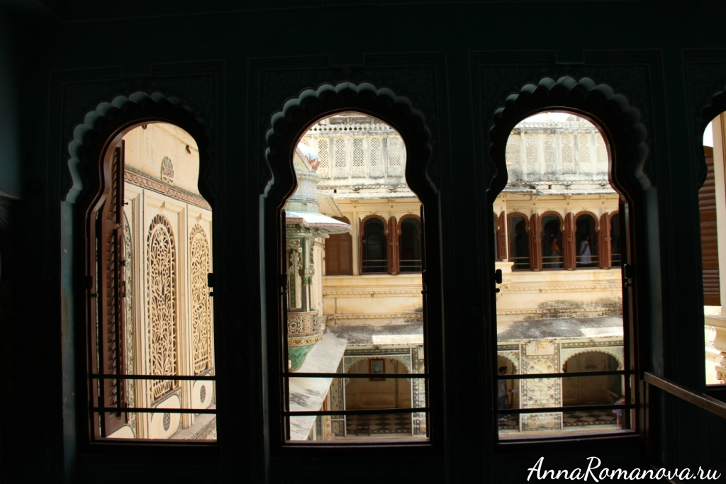 Дворцы Удайпура